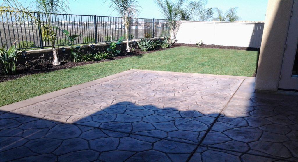 Stamped Concrete Contractor Temecula Decorative Concrete