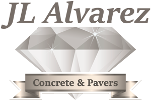 JL Alvarez concrete pavers logo
