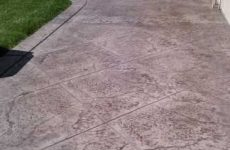 Stamped Concrete Patio Temecula